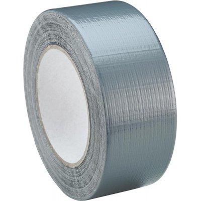 Textilní lepicí páska G76 50 mm x 50 m stříbrná