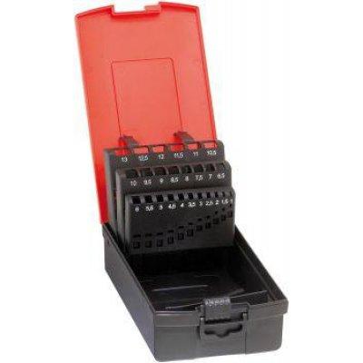 Plastový box, prázdný 1-10,5mm FORMAT