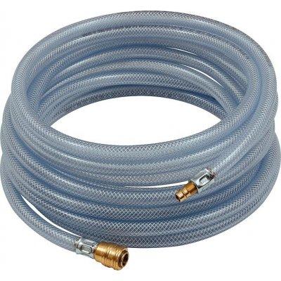 Sada hadice PVC se spojkou a vsuvkou, jmenovitá světlost 7,2 průhledná 13x3mm 5m RIEGLER
