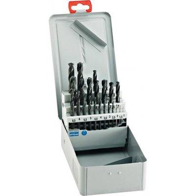 Sada krátkých vrtáků DIN1897 HSS-Co5 typ N 1-10,5mm FORMAT