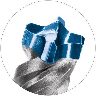 Klad.vrták SDS-plus 7x 12x200x265mm EXPERT Bosch - obrázek