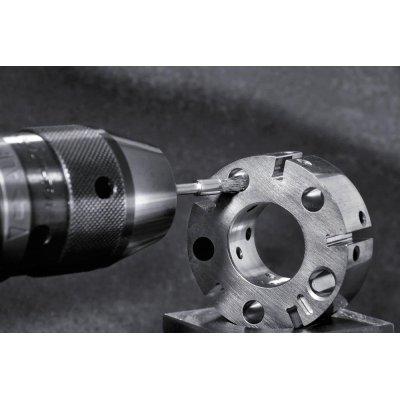 Miniat.stetcovy kartác ocel.drát vlnity 5x0,1mm Lessmann - obrázek