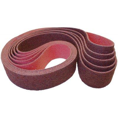 Brusny pás rounovy nylon/korund 20x815mmK100 VSM