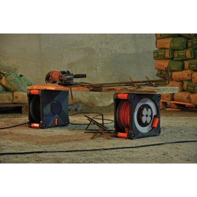 Buben na kabely professionalLINEH07BQ-F3G1,5 33m Brennenstuhl - obrázek