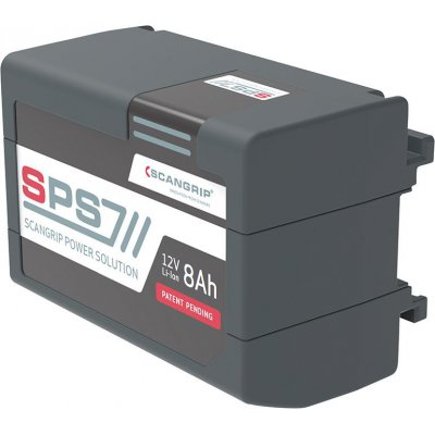 Náhradni akumulátor SPS 8Ah Scangrip