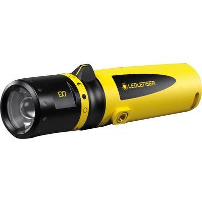 Kapes.svitilna ATEX EX7 Yellow Box Ledlenser