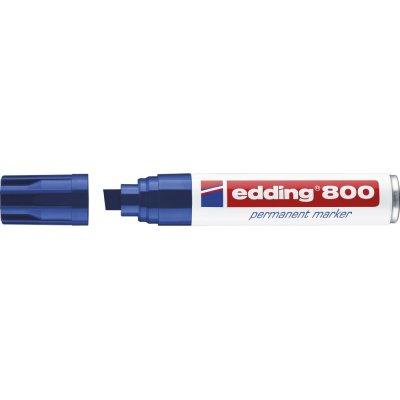 Perman.popisovac 800 modry edding