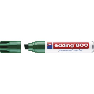 Perman.popisovac 800 zeleny edding