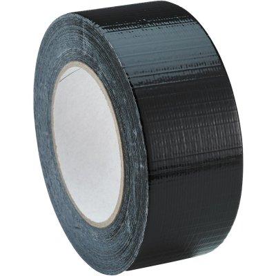 Textilní lepicí páska AC10 50 mm x 50 m černá