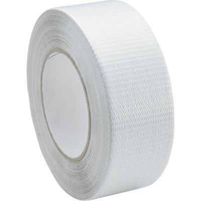 Textilní lepicí páska AC10 50 mm x 50 m bílá