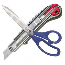 Nůžky, nože, škrabky